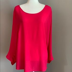 Pink Blouse by Rose & Olive